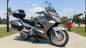 Honda ST 1300 Pan European '02